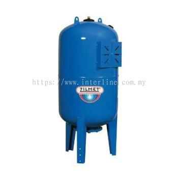 Zilmet Ultra-Pro Series Pressure Tank - Vertical Model