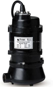 Orange SF50 Submersible Pump
