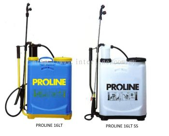 Proline Back Pack Hand Sprayer (2 types)