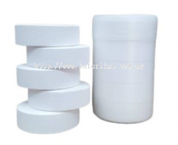TC Tablet Chlorine ( 90% )- Packing 1kg 5pcs