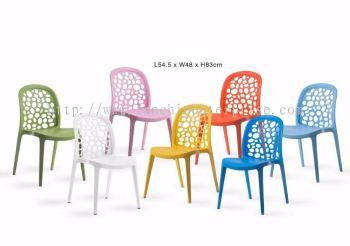 Modern Plastic Chair FC107