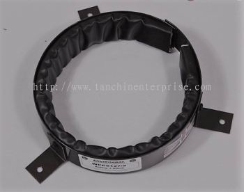 Intumescent Collar