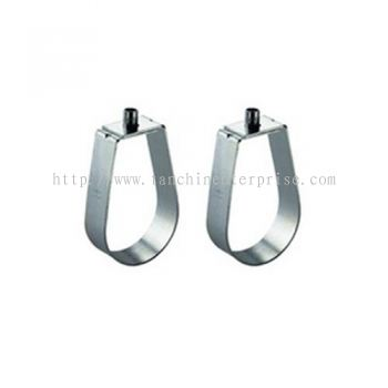 Chrome Papaya Bracket (Zinc Plated)