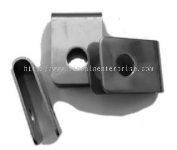 Fencing U-Clip (Stainless Steel)
