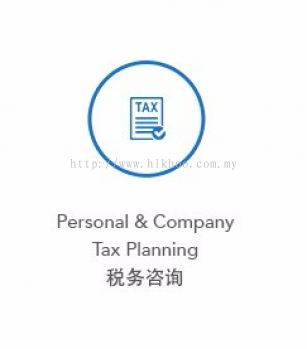 Personal and Company Tax Planning ˰����ѯ