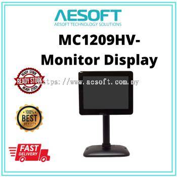 MC1209HV-Monitor Display