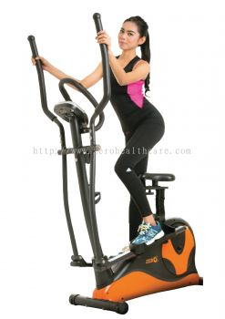 V-Trac Magnetic Elliptical Bike