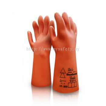 SGM-50 T10 - Dialectric Insulated Gloves - LV-415V