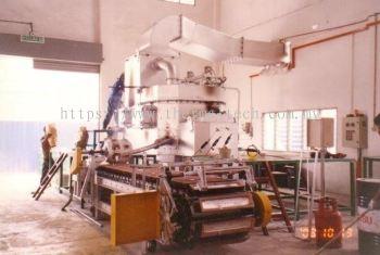 Ingot Conveyor System