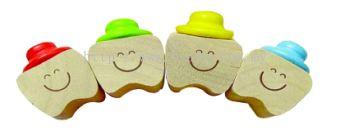 Children Wooden Tooth Box (Code-891)