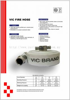 VIC Fire Hose