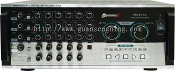 Dynamax Karaoke Amplifier