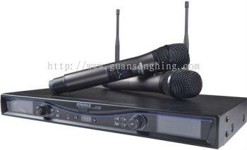 Dynamax Wireless Microphone System