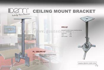 DENN LCD/Plasma/Projector Ceiling Mount Brackets