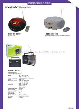 Radio & Music Box