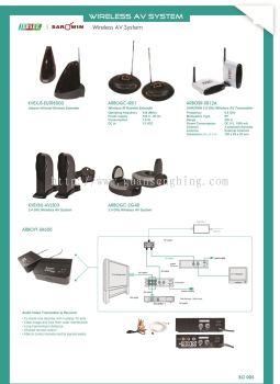 Wireless AV System
