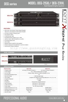 Electronic Equalizer
