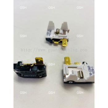 Refrigerator Overload Protector 1/5hp -R8405