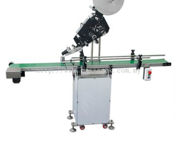 Automatic Top Labelling Machine
