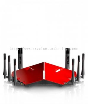 AC5300 Wireless Tri-Band Gigabit Router