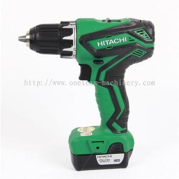 HITACHI CORDLESS DRIVER DRILL 10.8V