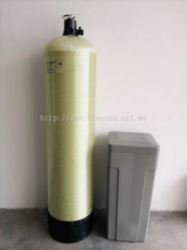 Manual Control Water Softener