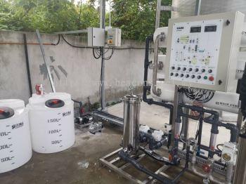 3.5 m3/hr Underground Water RO System