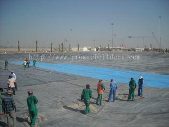 HDPE Lining - Abu Dhabi