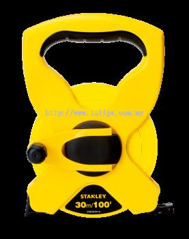 Stanley Contractor Grade Open Reel Fiberglass LongTape
