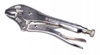 Curved Jaw Lock Grip Plier