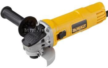 SWE8200S DeWalt 100mm 850W Slide Switch Small Angle Grinder