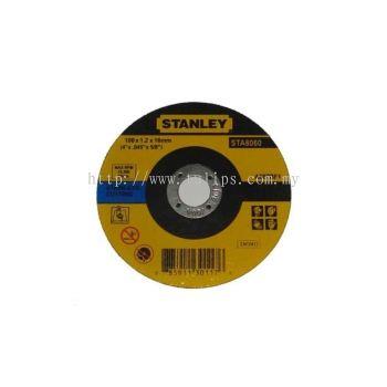 "STA8060 Stanley 4"" (105 x 1.2 x 16mm) cutting disc"
