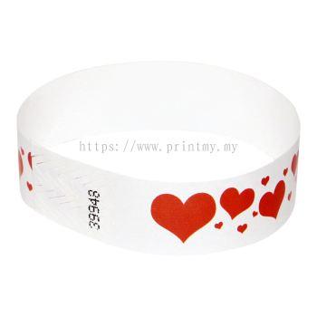 Entry wristband