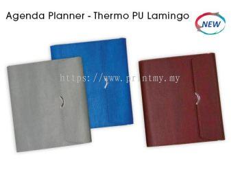 Planner 2019 Thermo PU Lamingo