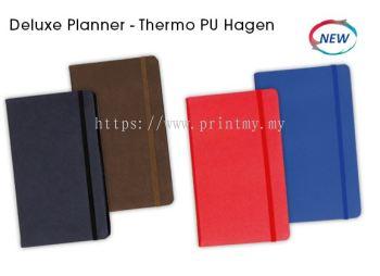 2019 Deluxe Planner Notebook Thermo PU Hagen
