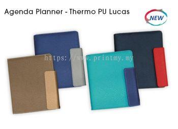 Diary 2019 Agenda Planner Thermo PU Lucas