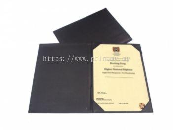 Memorandum folder