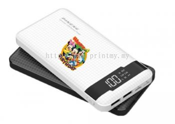 Personalize Birthday Gift PINENG Power Bank with Picture wishing quotes and Name