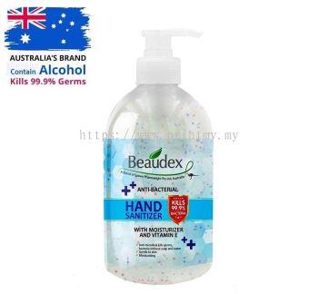 Beaudex hand sanitizer Gel 500ml