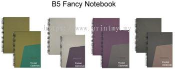 B5 Fancy Notebook