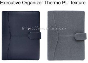 Executive Organizer Thermo PU Texture