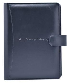 Executive Organizer Genuine Leather