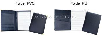A4 Seminar Folder PVC