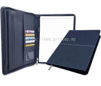 A4 Seminar Folder with Zip