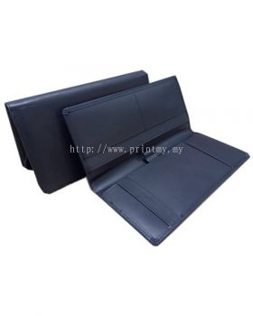 Leather Personal Cheque Book Cover