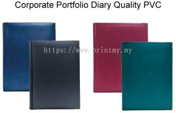 Corporate Portfolio Diary Quality PVC
