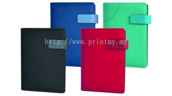 Executive Log Planner Thermo PU Owen