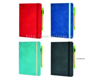 Personal Notebook Thermo PU Chicago