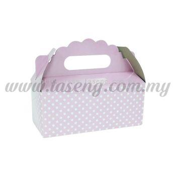 Cake Box -Baby Pink 1pack *6pcs (CB-BP)