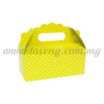 Cake Box -Yellow 1pack *6pcs (CB-Y)